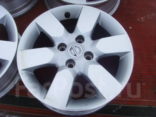 Nissan. 5.5x15, 4x100.00, ET45, ЦО 60,1мм. Под заказ