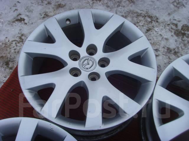 Mazda. 7.5x18, 5x114.30, ET50, ЦО 67,1мм. Под заказ