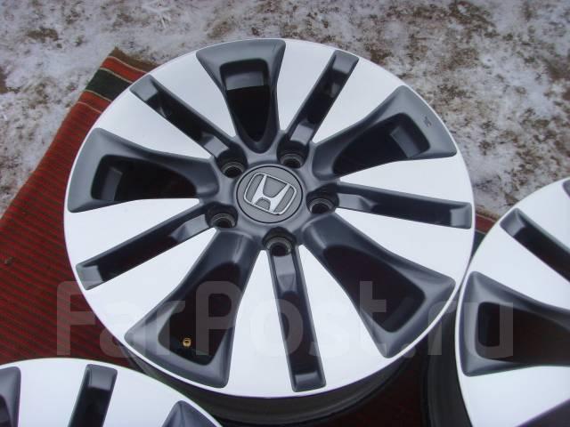 Honda. 6.0x16, 5x114.30, ET50, ЦО 64,1мм. Под заказ