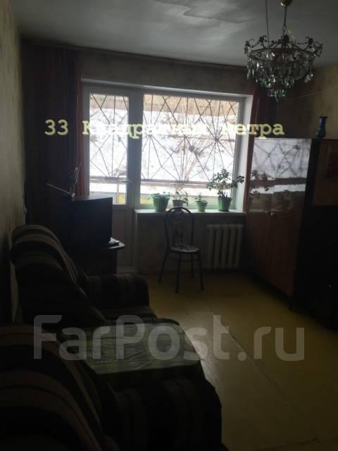 2-комнатная, улица Луговая 62. Баляева, агентство, 41 кв.м.