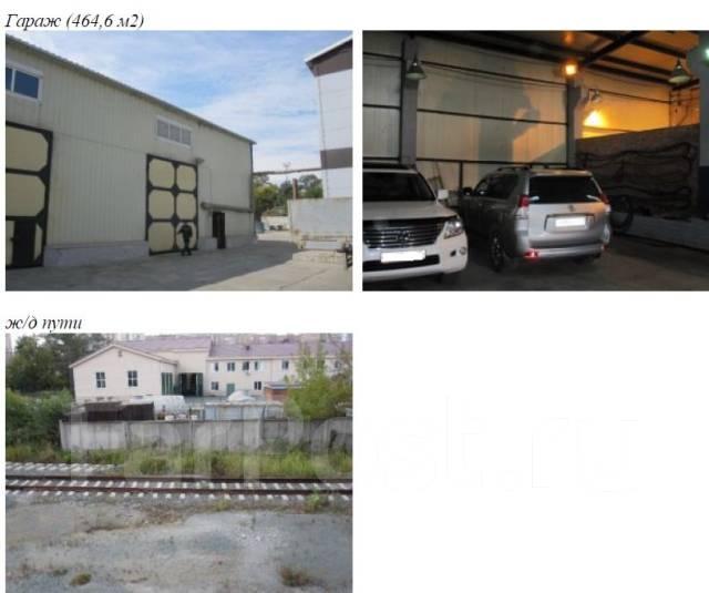 Продается база, имущественный комплекс. Улица Нефтеветка 8, р-н Первая речка, 8 534 кв.м. Вид из окна
