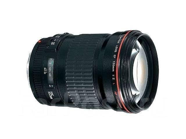 Canon EF 135mm F2 L USM. Для Canon