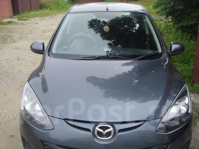 Mazda Demio. автомат, 4wd, 1.3, бензин, 116 500 тыс. км
