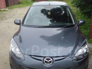 Mazda Demio. автомат, 4wd, 1.3, бензин, 115 000 тыс. км