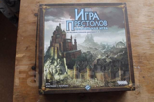 Game of th thrones настольная игра 2 издание