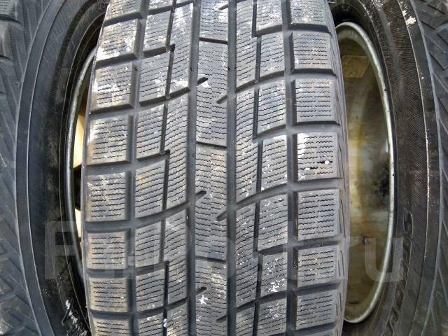 Продам зимние шины 215/60R16 на литых дисках. x16 5x100.00, 5x114.30 ET50
