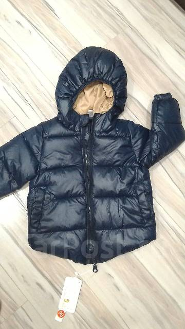 Куртки. Рост: 80-86, 86-98 см