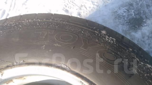 Продам новое грузовое колесо Toyo VA-1 215/70R15LT. 5.5x15 6x139.70 ЦО 108,0мм.