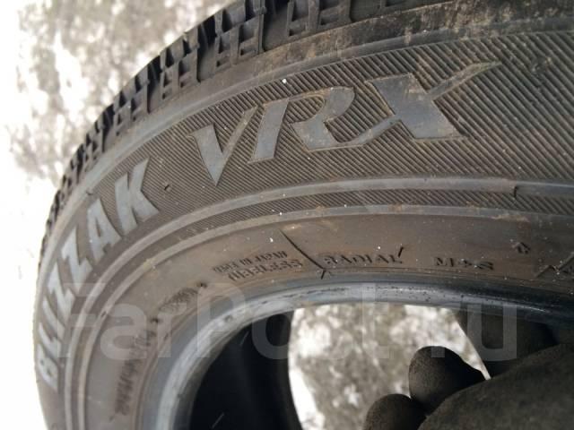 Bridgestone Blizzak VRX. Зимние, без шипов, 2014 год, износ: 5%, 1 шт