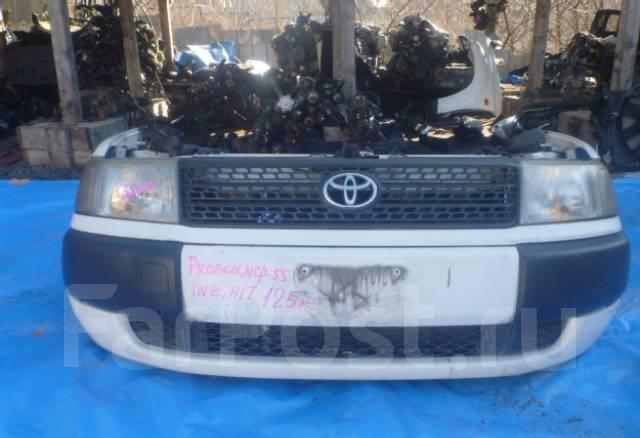 Ноускат. Toyota Probox, NCP55 Двигатель 1NZFE