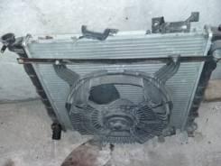 Радиатор охлаждения двигателя. Nissan Fairlady