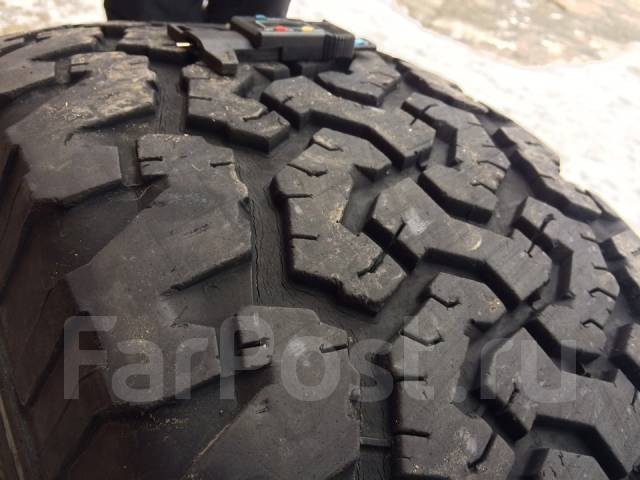 BFGoodrich All-Terrain T/A. Грязь AT, 2013 год, износ: 50%, 4 шт