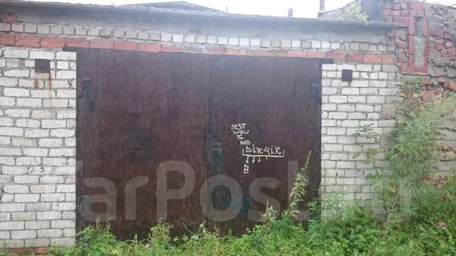 Гаражи капитальные. улица Воронежская 4, р-н Двойка, подвал. Вид снаружи