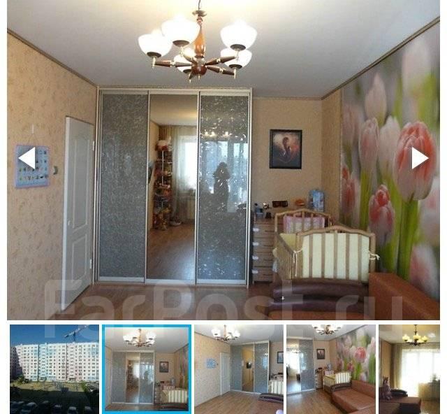 1-комнатная, улица Вахова 8б. Индустриальный, частное лицо, 34 кв.м.