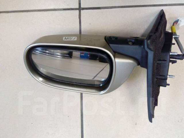 Зеркало заднего вида боковое. Nissan Stagea, HM35, M35, NM35