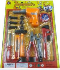 Наборы инструментов, мастерские.