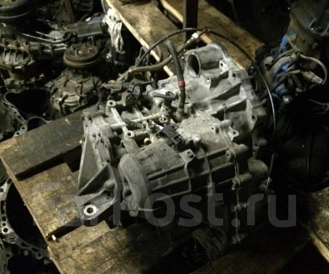 Автоматическая коробка переключения передач. Toyota Kluger V, MCU20 Двигатель 1MZFE