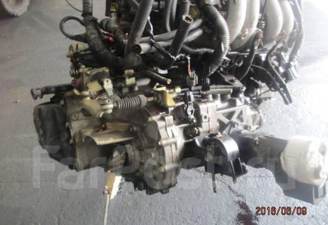 Механическая коробка переключения передач. Toyota Camry, SV43 Двигатель 3SFE