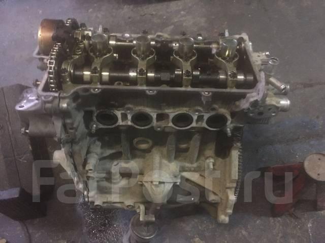 Двигатель. Toyota Vitz, SCP90 Toyota Ractis, SCP100 Toyota Belta Двигатель 2SZFE