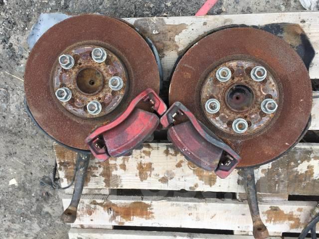 Ступица. Toyota Mark II, JZX110 Двигатель 1JZGTE