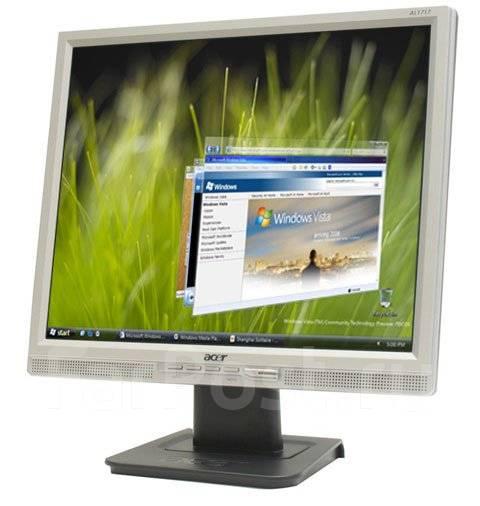 "ЖК Монитор Acer AL1717. 17"" (43 см), технология LCD (ЖК)"