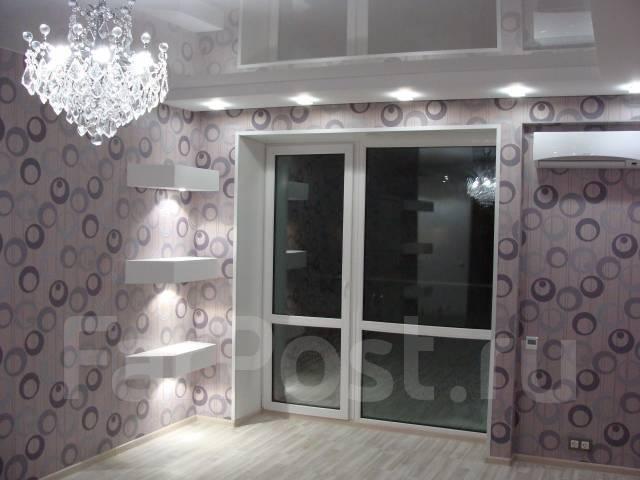 1-комнатная, улица Авраменко 2б. Эгершельд, частное лицо, 60 кв.м. Интерьер