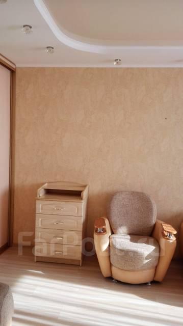 1-комнатная, улица Краснореченская 157. Индустриальный, частное лицо, 40 кв.м.