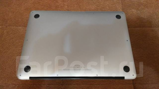 Apple MacBook Air. 2 130,0ГГц, ОЗУ 2048 Мб, диск 256 Гб, WiFi, Bluetooth, аккумулятор на 7 ч.
