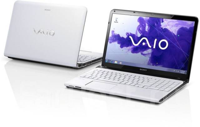 """Sony VAIO. 15.6"""", 2,6ГГц, ОЗУ 4096 Мб, диск 500 Гб, WiFi, Bluetooth, аккумулятор на 2 ч."""