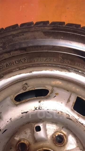 Колеса 175/70 13R. 10.75x13 4x100.00