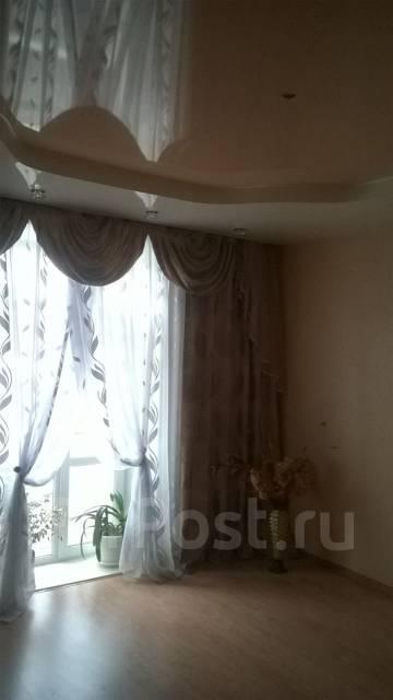 2-комнатная, улица Калинина 65а. Центральный, частное лицо, 56 кв.м.