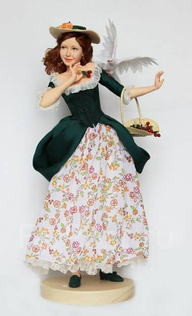 Портретные куклы на заказ