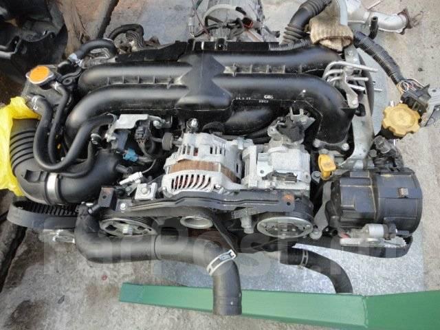 Гидроусилитель руля. Subaru Forester, SH5, SH Двигатель EJ205