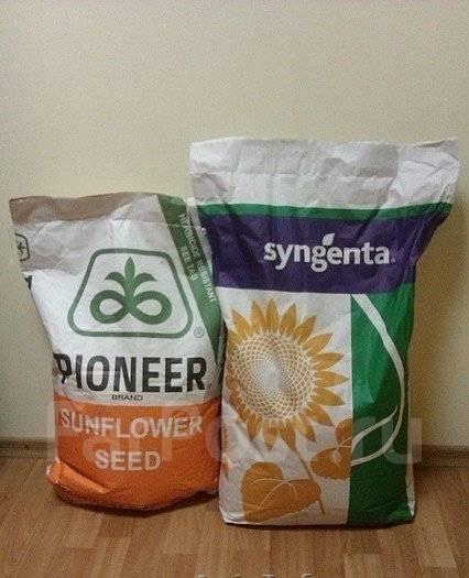 Импортные гибридные семена подсолнечника / кукурузы