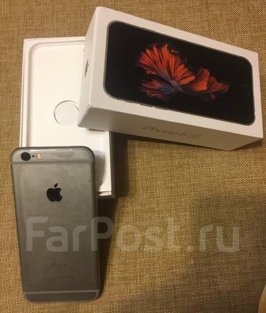 Apple iPhone 6s. Новый