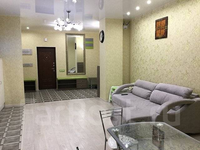 3-комнатная, улица Тухачевского 30. БАМ, частное лицо, 90 кв.м. Интерьер