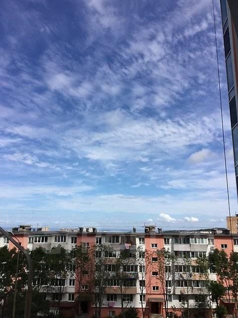 3-комнатная, улица Тухачевского 30. БАМ, частное лицо, 90 кв.м. Вид из окна днём