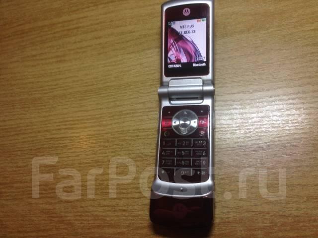Motorola KRZR K1. Б/у