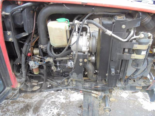 Mitsubishi. Трактор MT335, 33л/с, б/п, в наличии, 1 500 куб. см. Под заказ