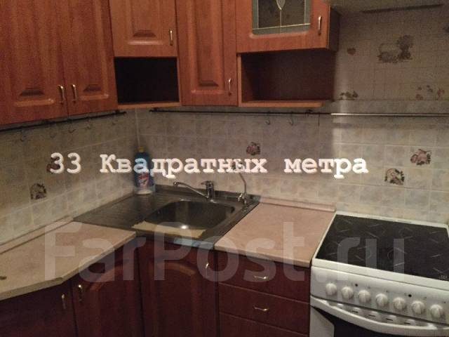 2-комнатная, улица Толстого 25. Некрасовская, агентство, 56 кв.м. Кухня