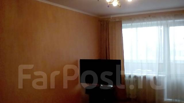 1-комнатная, улица Кавказская 34. 8км,, 38 кв.м.