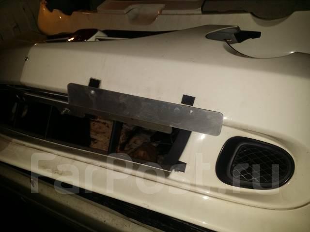 Рамка для крепления номера. Honda Integra, DC5