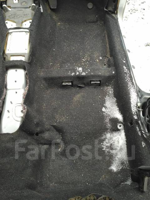 Ковровое покрытие. Subaru Forester, SG5, SG9, SG Двигатели: EJ203, EJ202, EJ25, EJ205, EJ204, EJ201, EJ20