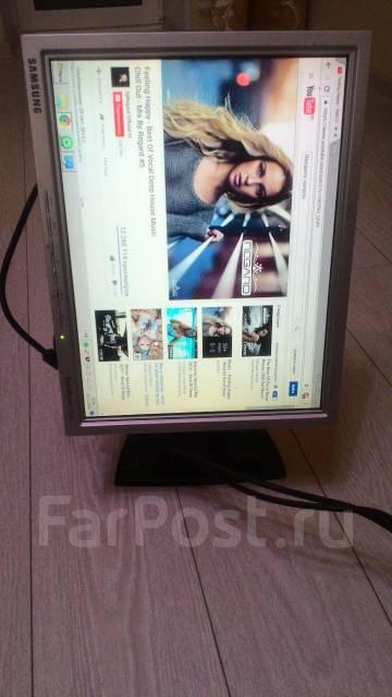 "Samsung. 15"" (38 см), технология LCD (ЖК)"