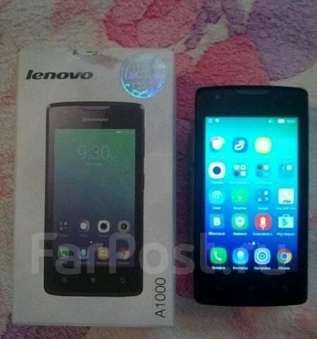 Lenovo A1000. Б/у
