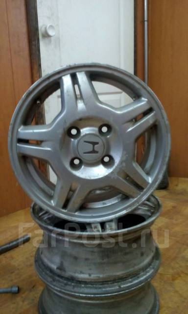 Honda. x15, 4x114.30, ЦО 114,3мм.