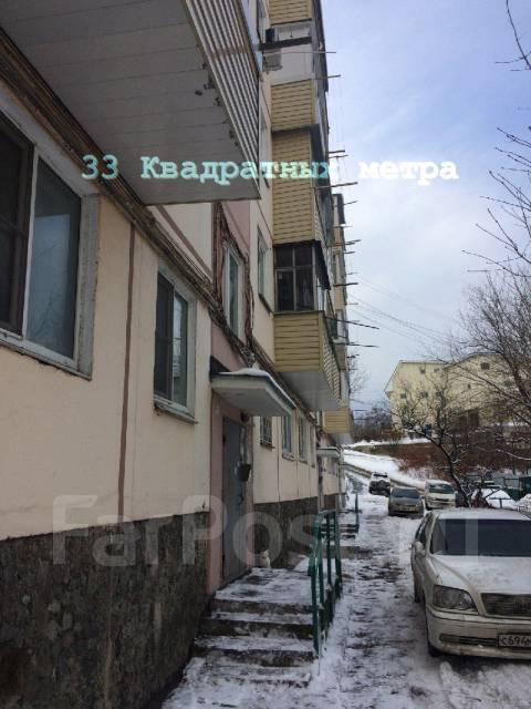 Комната, улица Руднева 1б. Баляева, агентство, 12 кв.м. Дом снаружи