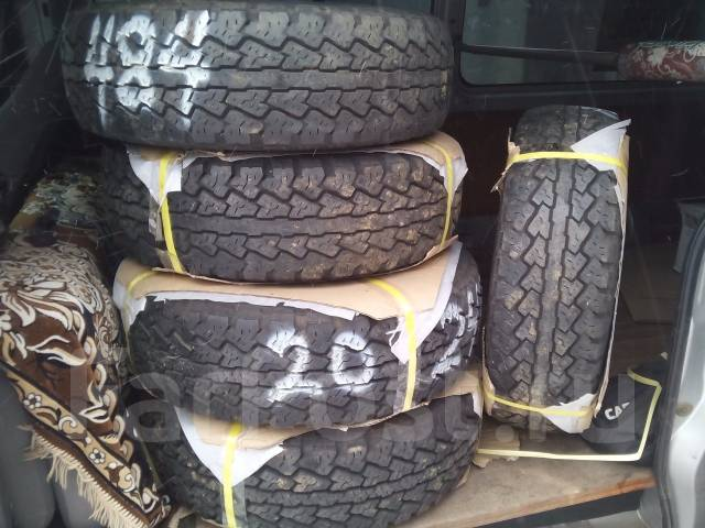 Bridgestone Desert Dueler. Всесезонные, износ: 30%, 5 шт