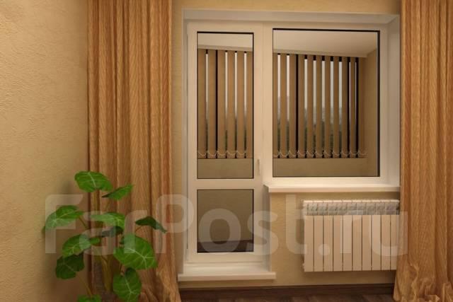 Двери балконные. Под заказ