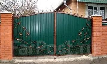 Ворота. Под заказ